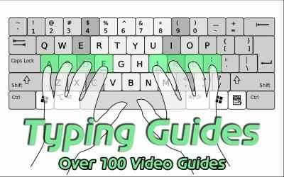 Captura de Pantalla 1 de Typing Guides para windows