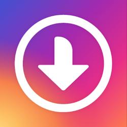 Screenshot 1 de Descargador de fotos y videos para Instagram para android