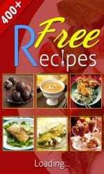 Captura 1 de 400 Free Recipes para windows