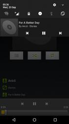Captura de Pantalla 4 de AOSP Music+ para android