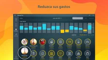 Captura de Pantalla 1 de Money Pro - Finanzas Personales, Presupuesto para windows