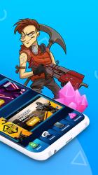 Imágen 3 de LootBoy - ¡Agarra el botín! para android