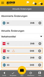 Captura 8 de DVB mobil para android