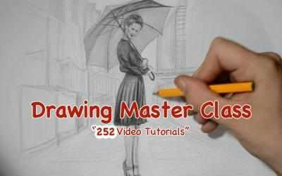 Captura de Pantalla 1 de Drawing Lessons para windows
