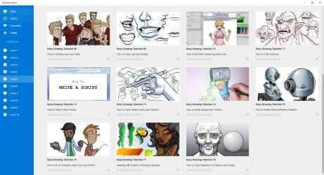 Imágen 5 de Drawing Lessons para windows