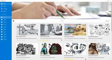 Captura de Pantalla 2 de Drawing Lessons para windows