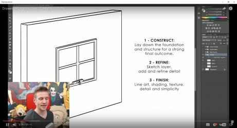 Screenshot 4 de Drawing Lessons para windows
