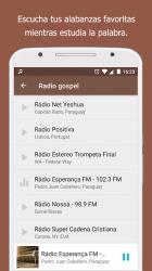 Captura de Pantalla 7 de Santa Biblia sin conexión + Audio para android