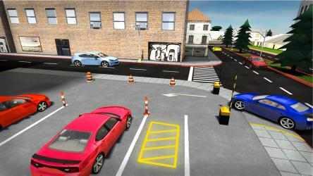 Captura 2 de Race Car Driving Simulator 3D para windows