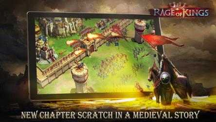 Screenshot 1 de Rage of Kings: Defend Dawn War para windows