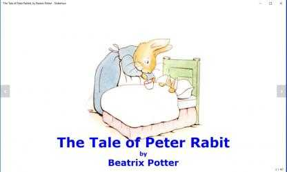 Imágen 11 de The Tale of Peter Rabbit, by Beatrix Potter - Slideshow para windows