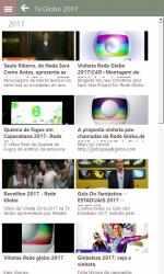 Screenshot 2 de Tv Globo 2017 para windows