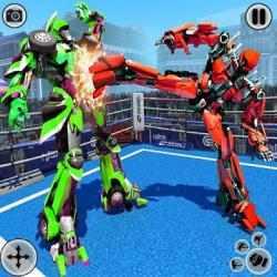 Imágen 1 de Futuristic Robot Ring Fighting 2020 para android