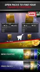 Screenshot 12 de UFC KNOCKOUT MMA Cambia Cromos para android