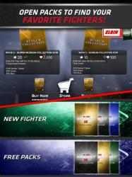 Captura de Pantalla 4 de UFC KNOCKOUT MMA Cambia Cromos para android