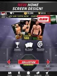 Captura de Pantalla 6 de UFC KNOCKOUT MMA Cambia Cromos para android