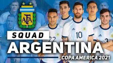 Captura de Pantalla 5 de Copa América 2021 Tv en vivo para android