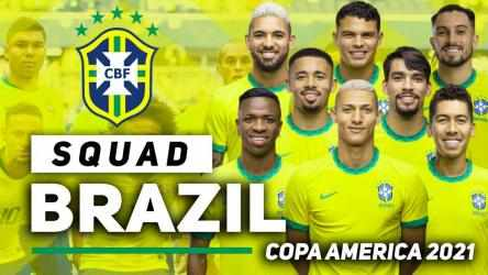 Screenshot 2 de Copa América 2021 Tv en vivo para android
