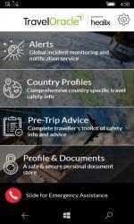 Captura 2 de Healix Travel Oracle para windows