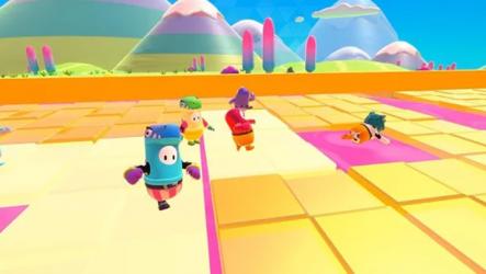Captura de Pantalla 5 de Fall guys ultimate knockout para android
