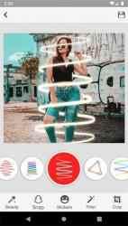 Imágen 8 de Sweet Snap Face Camera - Live Filter Selfie Edit para android