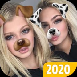 Imágen 1 de Sweet Snap Face Camera - Live Filter Selfie Edit para android