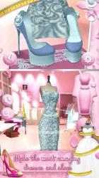 Screenshot 2 de Juegos de diseñar vestidos de novia y zapatos para android