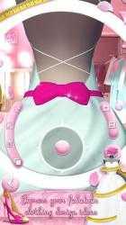 Captura de Pantalla 3 de Juegos de diseñar vestidos de novia y zapatos para android