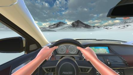 Captura de Pantalla 3 de X5 Drift Simulator para android