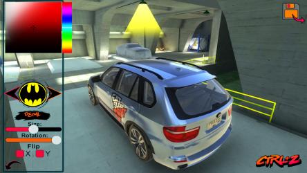 Captura de Pantalla 4 de X5 Drift Simulator para android