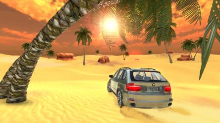 Captura de Pantalla 7 de X5 Drift Simulator para android