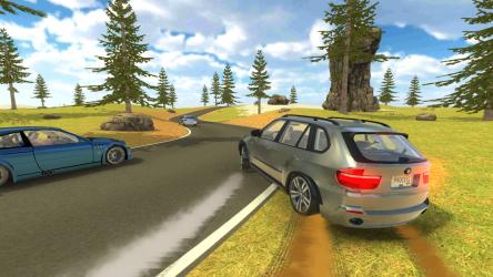 Captura de Pantalla 14 de X5 Drift Simulator para android