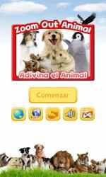 Screenshot 1 de Zoom Out Animal para windows