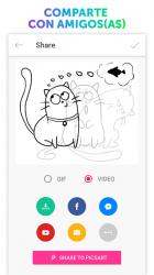 Captura 6 de PicsArt Animator: GIF & Video para android