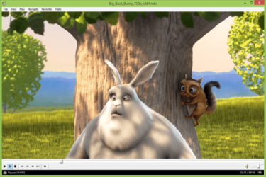 Captura de Pantalla 3 de MPC-HC para windows