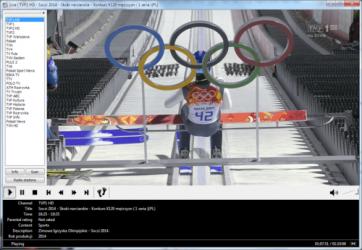Screenshot 1 de MPC-HC para windows