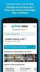 Imágen 2 de Amazon Prime Now para android