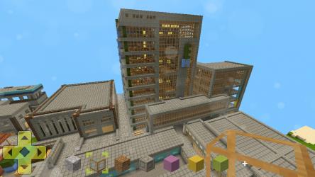 Captura 3 de Prime MultiCraft Pocket Edition City Builder para android