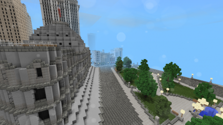 Screenshot 4 de Prime MultiCraft Pocket Edition City Builder para android