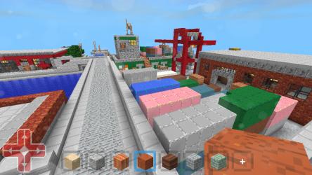 Screenshot 2 de Prime MultiCraft Pocket Edition City Builder para android