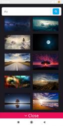 Screenshot 10 de Creador de Carteles gratis Folletos Publicidad para android
