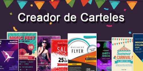 Imágen 2 de Creador de Carteles gratis Folletos Publicidad para android