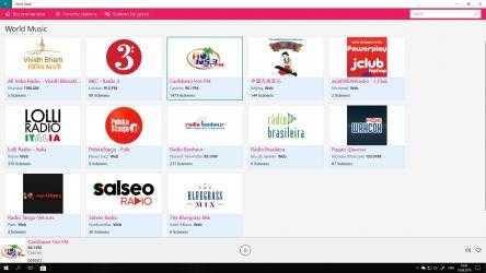 Screenshot 4 de Online Radio - Free Live FM AM para windows