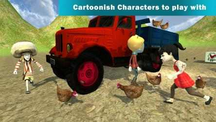 Screenshot 3 de Poultry Farm Business: Chicken Egg Transport para windows