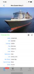 Captura de Pantalla 2 de ShippingExplorer para iphone