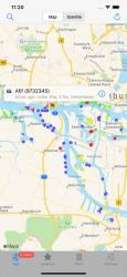 Screenshot 1 de ShippingExplorer para iphone
