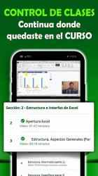 Captura 6 de Curso de Excel - 📈 Básico hasta Avanzado 📉 para android