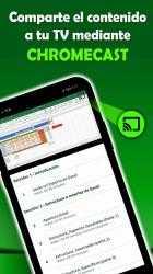 Screenshot 5 de Curso de Excel - 📈 Básico hasta Avanzado 📉 para android