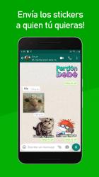 Captura 4 de Stickers Nuevos para Whatsapp 2021 Memes y Frases para android