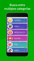 Captura 2 de Stickers Nuevos para Whatsapp 2021 Memes y Frases para android